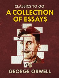 Cover Collections of George Orwell Essays