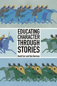 Cover Educating Character Through Stories