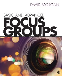 Cover Basic and Advanced Focus Groups