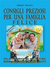 Cover Consigli preziosi per una famiglia felice