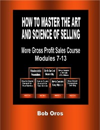 Cover How to Master the Art and Science of Selling