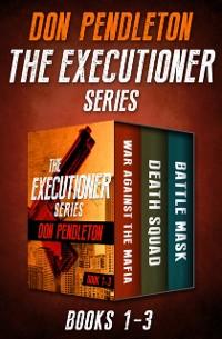 Cover Executioner Series Books 1-3