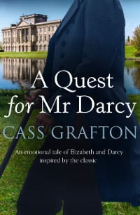 Cover Quest for Mr Darcy