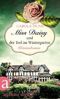 Cover Miss Daisy und der Tod im Wintergarten