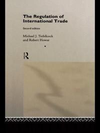 Cover Regulation of International Trade