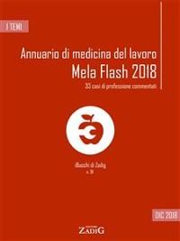 Cover Annuario di medicina del lavoro MeLa Flash 2018