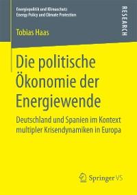 Cover Die politische Ökonomie der Energiewende