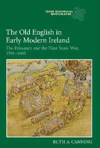 Cover The Old English in Early Modern Ireland