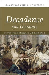 Cover Decadence and Literature