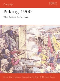 Cover Peking 1900
