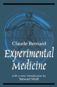Cover Experimental Medicine