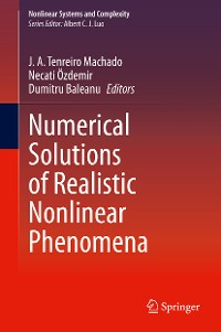 Cover Numerical Solutions of Realistic Nonlinear Phenomena