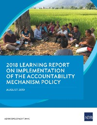 Cover 2018 Learning Report on Implementation of the Accountability Mechanism Policy