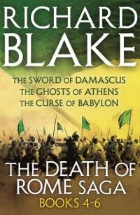 Cover Death of Rome Saga 4-6
