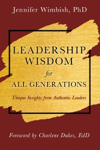 Cover Leadership Wisdom For All Generations