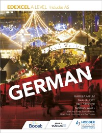 Cover Edexcel A level German (includes AS)