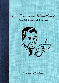 Cover The Sarcasm Handbook