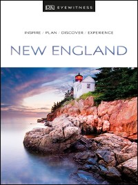 Cover DK Eyewitness New England