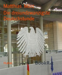 Cover Die dreiundzwanzigste Deutschstunde