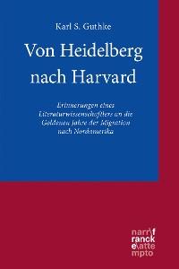 Cover Von Heidelberg nach Harvard