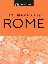 Cover DK Eyewitness Rome Mini Map and Guide