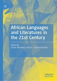 Cover African Languages and Literatures in the 21st Century