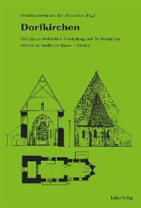 Cover Dorfkirchen