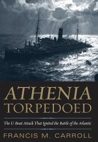Cover Athenia Torpedoed