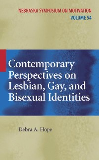 Cover Contemporary Perspectives on Lesbian, Gay, and Bisexual Identities