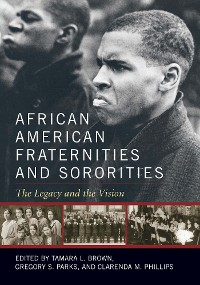 Cover African American Fraternities and Sororities