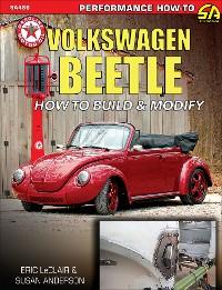 Cover Volkswagen Beetle: How to Build & Modify
