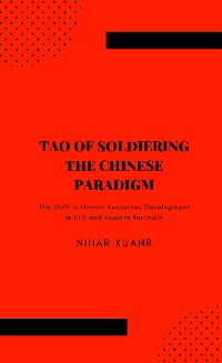 Cover Tao of Soldiering