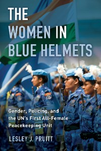 Cover The Women in Blue Helmets