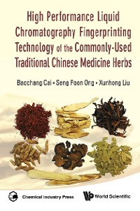 Cover High Performance Liquid Chromatography Fingerprinting Technology Of The Commonly-used Traditional Chinese Medicine Herbs