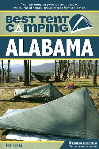 Cover Best Tent Camping: Alabama
