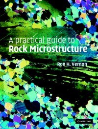 Cover Practical Guide to Rock Microstructure