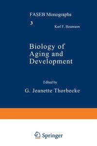 Cover Biology of Aging and Development