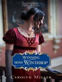 Cover Winning Miss Winthrop