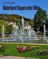 Cover Bäderland Bayerische Rhön