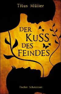 Cover Der Kuss des Feindes