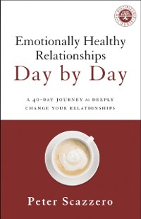 Cover Emotionally Healthy Relationships Day by Day