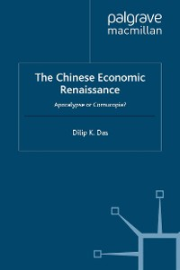 Cover The Chinese Economic Renaissance