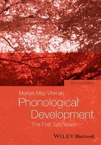 Cover Phonological Development