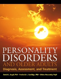 Cover Personality Disorders and Older Adults