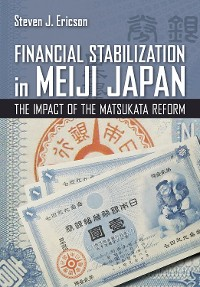 Cover Financial Stabilization in Meiji Japan