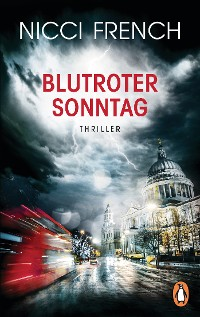 Cover Blutroter Sonntag