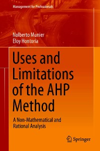 Cover Uses and Limitations of the AHP Method