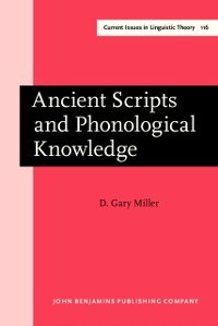 Cover Ancient Scripts and Phonological Knowledge