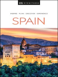 Cover DK Eyewitness Spain