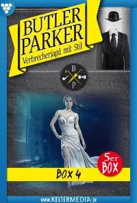 Cover Butler Parker Jubiläumsbox 4 – Kriminalroman